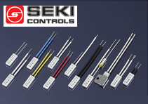SEKI ST-22 Series Thermal Protector